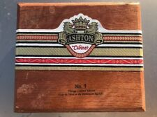 Ashton Cabinet No 7 Cigar Box Dovetail Jewelry Guitar Clock Crafts Storage
