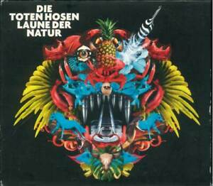 """DIE TOTEN HOSEN """"Laune der Natur"""" CD-Album (Digipak)"""
