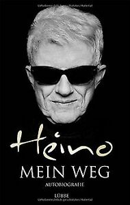 Mein Weg: Autobiografie von Heino   Buch   Zustand sehr gut