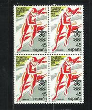 ESPAÑA. Año: 1988. Tema: OLIMPIADAS DE INVIERNO EN CALGARY-1988.