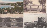Lot 4 cartes postales anciennes TOULON TAMARIS-SUR-MER 3