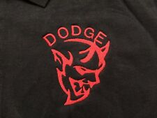 DEMON ROADKILL SHIRT RED BLACK SILVER DODGE MUSCLE CAR MOPAR ROADRUNNER DART