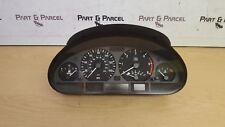 BMW 3 serie E46 Velocímetro Cuadro De Instrumentos Reloj 6911293