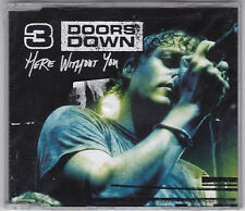 3 Doors Down-her without you 3 Track Maxi CD + VIDEO NUOVO! & OVP!