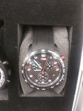 ACM-J99-9DM  Audi Chronograph watch pair, made in Germany, Retail $599 now $399