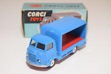 \ CORGI TOYS 455 KARRIER BANTAM TWO TONNER TRUCK BLUE NEAR MINT BOXED