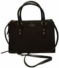 Kate Spade New York Lise Mulberry Street Handbag, Black