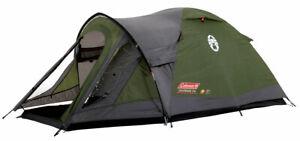Coleman green darwin plus 2 man dome tent