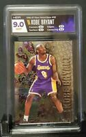 1996-97 Fleer Metal Kobe Bryant Rookie Mint 9 HGA