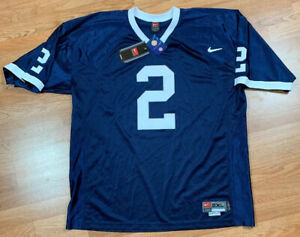 NWT'S Authentic Nike Penn State Nittany Lions Marcus Allen NCAA Jersey SZ 2XL