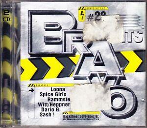 CD BRAVO Hits 22 - Loona, Spice Girls, Rammstein, Scooter, Bellini (2 CDs)