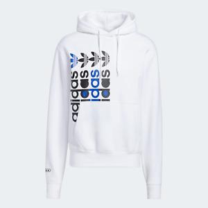 adidas Originals Mens Forum comfy Hoodie white