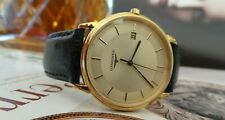 LONGINES LES GRANDES CLASSIQUES QUARTZ GENTS DRESS WATCH IN BOX-STUNNING!