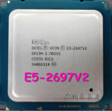 Intel Xeon E5-2697 v2 SR19H 12 core LGA2011 used from Germany