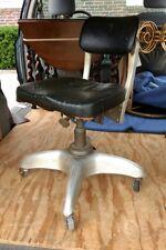 Industrial Art Deco Aluminum Office Chair Good Form