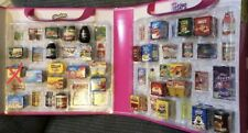 Moose SHOPKINS Series 12 REAL LITTLES COLLECTORS CASE 50% Filled Exclusive Rare