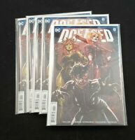 DC COMICS DCEASED #6 (OF 6) 2019 MARK BROOKS HARLEY QUINN POISON IVY CATWOMAN
