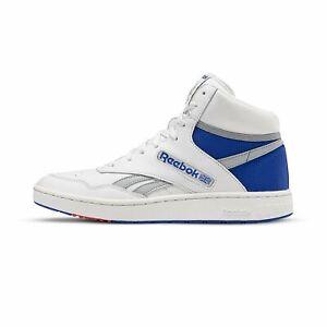 Reebok Classic BB Basketball 4600 White Royal Blue Grey FV8497 sz 13 Retro