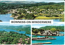 Lake District - Bowness-On-Windermere, Multi-view - Posted 1994