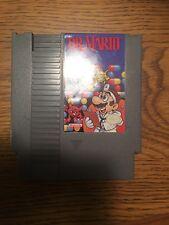 Dr. Mario (Nintendo Entertainment System, 1990) NES