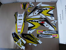 FLU  PTS3 TEAM GRAPHICS  SUZUKI RMZ450 2005  2006