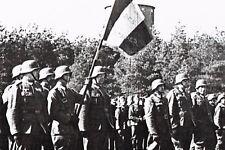 WW2 - LVF - Cérémonie de prestation de serment au Führer le 16 octobre 1941