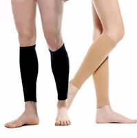 1 Pair Medical 30-40mmHg Calf Leg Muscle Support Compression Sleeve Sports Socks