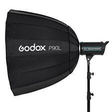 Parabolic Softbox Godox P90L 90cm Reflector for Flash Speedlite