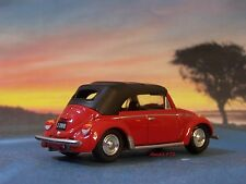 1975 VW BUG VOLKSWAGEN SUPER BEETLE 1/64 SCALE MODEL COLLECTIBLE / DIORAMA