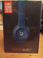 Beats by Dr. Dre Solo 2 Kopfhörer Blau - OVP