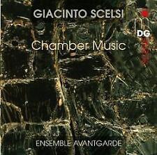 Giacinto Scelsi - Ensemble Avantgarde - Giacinto Scelsi (1905-1988) Cha (NEW CD)