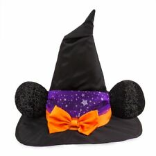 New Disney Minnie Mouse Witch Costume Hat for Kids New with tags One size