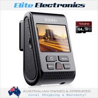 VIOFO A119 V3 64GB Quad HD 2560x1600P 30FPS Dash Camera