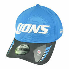 Detroit Lions Cap NFL Football New Era  Cap Kappe 39thirty Flex S / M