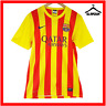 FC Barcelona Football Shirt Nike S Small Away Soccer Jersey FCB 2013 2014