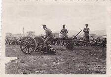 FOTO ALLIEVI UFFICIALI DI COMPLEMENTO A SPOLETO PIAZZA D'ARMI  1933  32-59