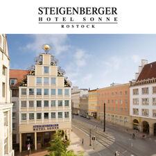 4★ Steigenberger Hotel Rostock 3 Tage exklusiver Kurzurlaub + Abendmenü 2 Pers