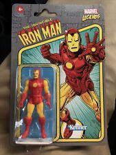 2021 Marvel Legends The Invincible Iron Man Action Figure