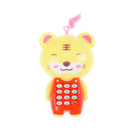 Cartoon Music Phone Baby Toys  Educational Learning Toy Phone Gift for Kids DSUK