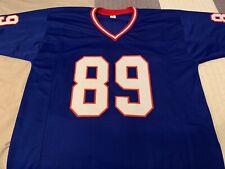 New York Giants Mark Bavaro signed Jersey w/JSA Cert