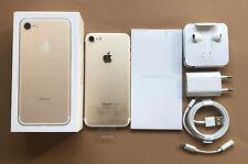 APPLE IPHONE 7 128GB ORIGINAL GARANTÍA 1 ANO + LIBRE+CAJA+ ACCESORIOS