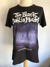 "THE BLACK DAHLIA MURDER (2013) Official ""Everblack"" Women's T-Shirt Size Large"