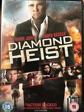 Tamer Hassan Vinnie Jones DIAMOND HEIST ~ 2012 Thriller UK DVD w/ Slipcover