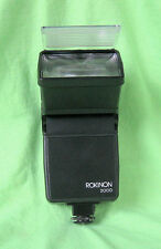Flashgun ROKINON 2000 for 35 mm Cameras.