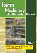Machines Agricoles Film Records-Harvest-machines agricoles-agriculture-DVD