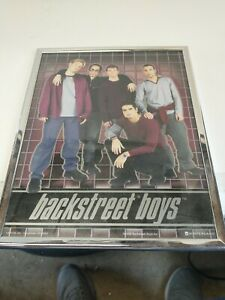 Backstreet Boys 8x10 Framed Picture Boy Band Music Group Photo Black Metal Frame