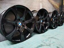 "Refurbished Genuine BMW 5 Series E60 E61 Staggared 18"" Alloy Wheels"