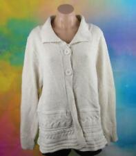 Millers Falls Company Polyester Machine Washable Plus Size Jumpers & Cardigans for Women