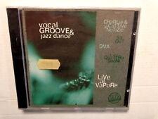 LIVE AL VAPORE - 2° PICCIN JAZZ FESTIVAL - VOCAL GROOVE & JAZZ DANCE -  CD NUOVO