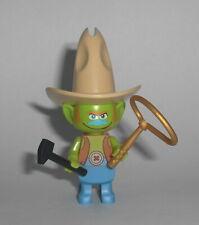 LEGO Trolls - Hickory - Figur Minifigur Troll Trolle Pferd Horse Cowboy 41253